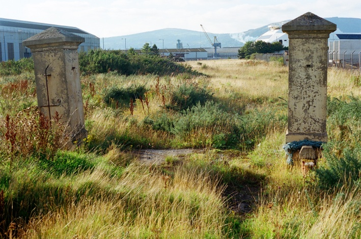 Threshold - Belfast Harbour - 2009 - Aoife Desmond